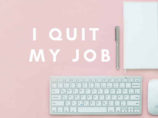 """""""Fuck it! I Quit!"""" HOW TO QUIT A JOB WITH CLASS"""
