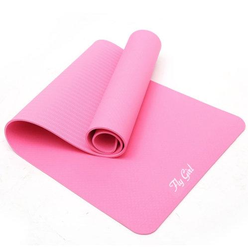 Fly Girl Yoga Mat