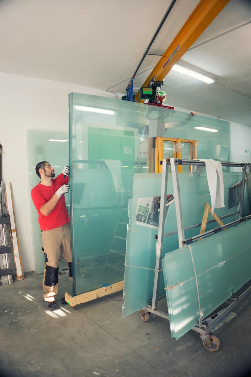 Vetreria Frau - lavorazione vetro