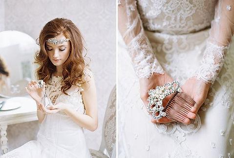 32eedfbcd94e180 Образ невесты. Гармония во всем. Советы стилистов.   ЦСС ...