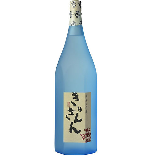 Kirinzan, Blue bottle (Junmai Daiginjo) 180cl