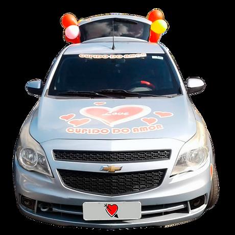carro de homenagem loucuras de amor itaquera e zona leste