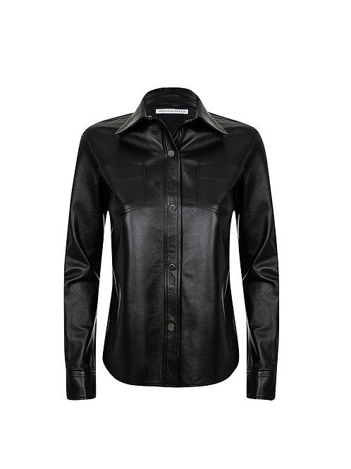 Camisa Atena Couro