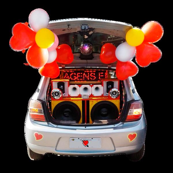 carro de homenagem ao vivo Itaquera