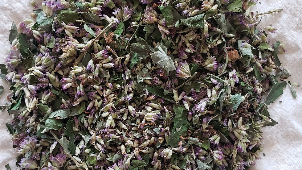 DiviniTEA Butterfly pea flower, anise hyssop and lemon balm tea
