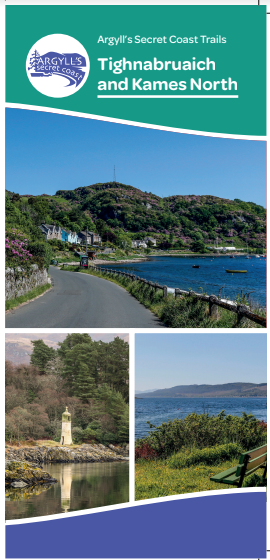 Tighnabruaich and Kames North