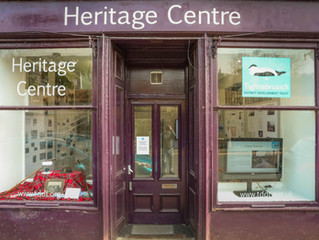 Heritage Centre - grand opening