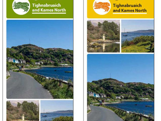 Choose a look for the Paths Leaflets