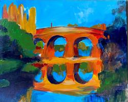 Richmond Bridge (Build a Bridge)