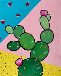 She's cactus mate