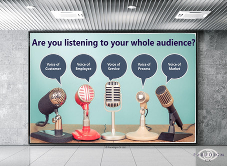 Are you listening to your whole audience?