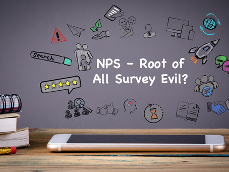 NPS - Root of all Survey Evil?