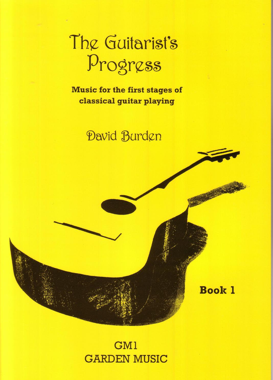 The Guitarist's Progress Solo Series