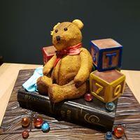 Oliver's Bear