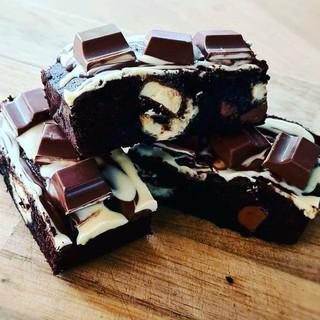 Kinder Brownies