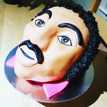 Lionel Richie Cake