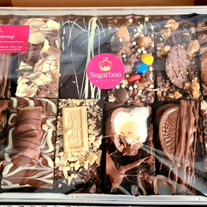 Sugarboo BIG Brownie Box