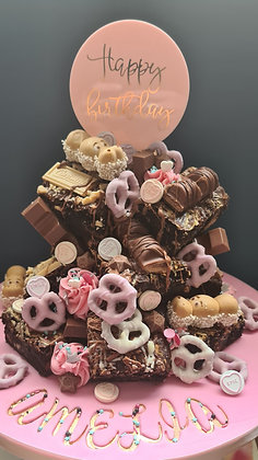 Brownie Stack Cake - Enquire to order