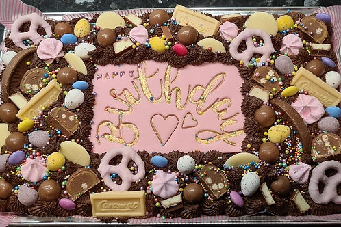 Big Occasion Brownie Tray