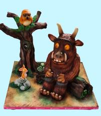 Gruffalo & Friends Cake  £335