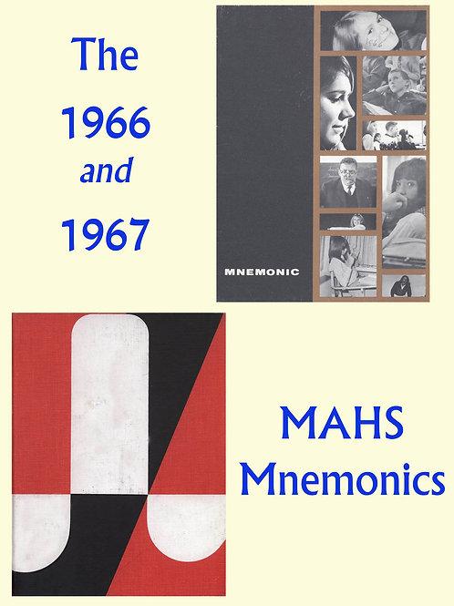 1966, 67 Mnemonics