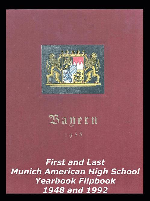 1948/1992 MAHS Yearbook