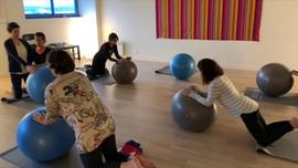Acorpsgym - Présentation Fitball