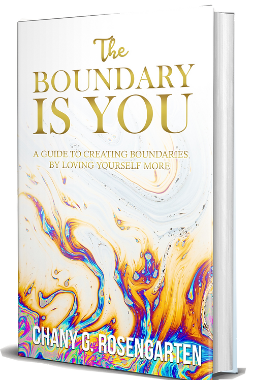 BOUNDARY IS YOU
