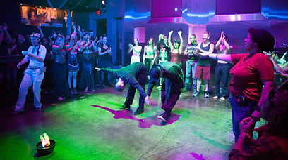 performance art showcase variety entertainment