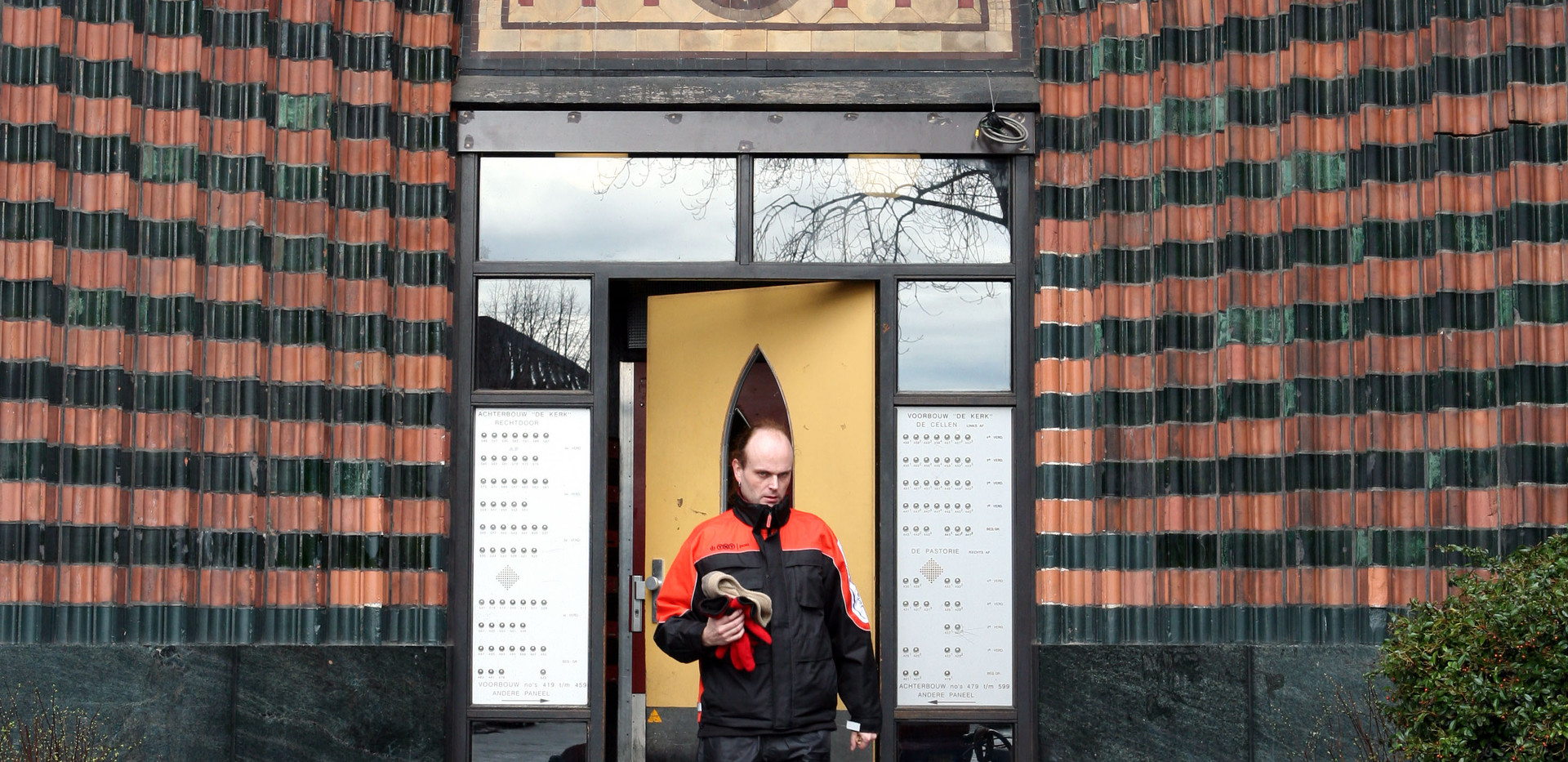 Allerheiligste Verlosserkerk, Rotterdam
