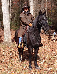Mike Smith is a certified Natural Hoofcare Practitioner with Liberated Horsemanship and AANHCP