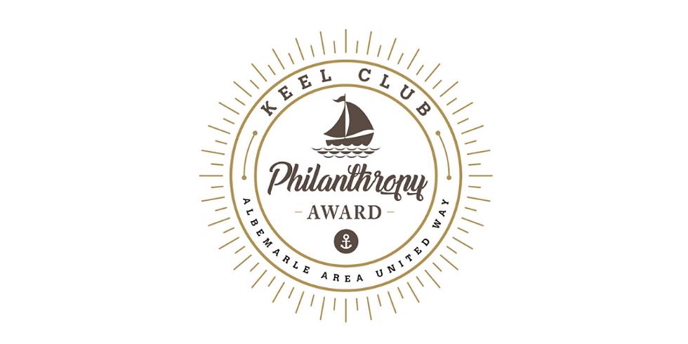 2021 Annual Keel Club Philanthropy Award Dinner