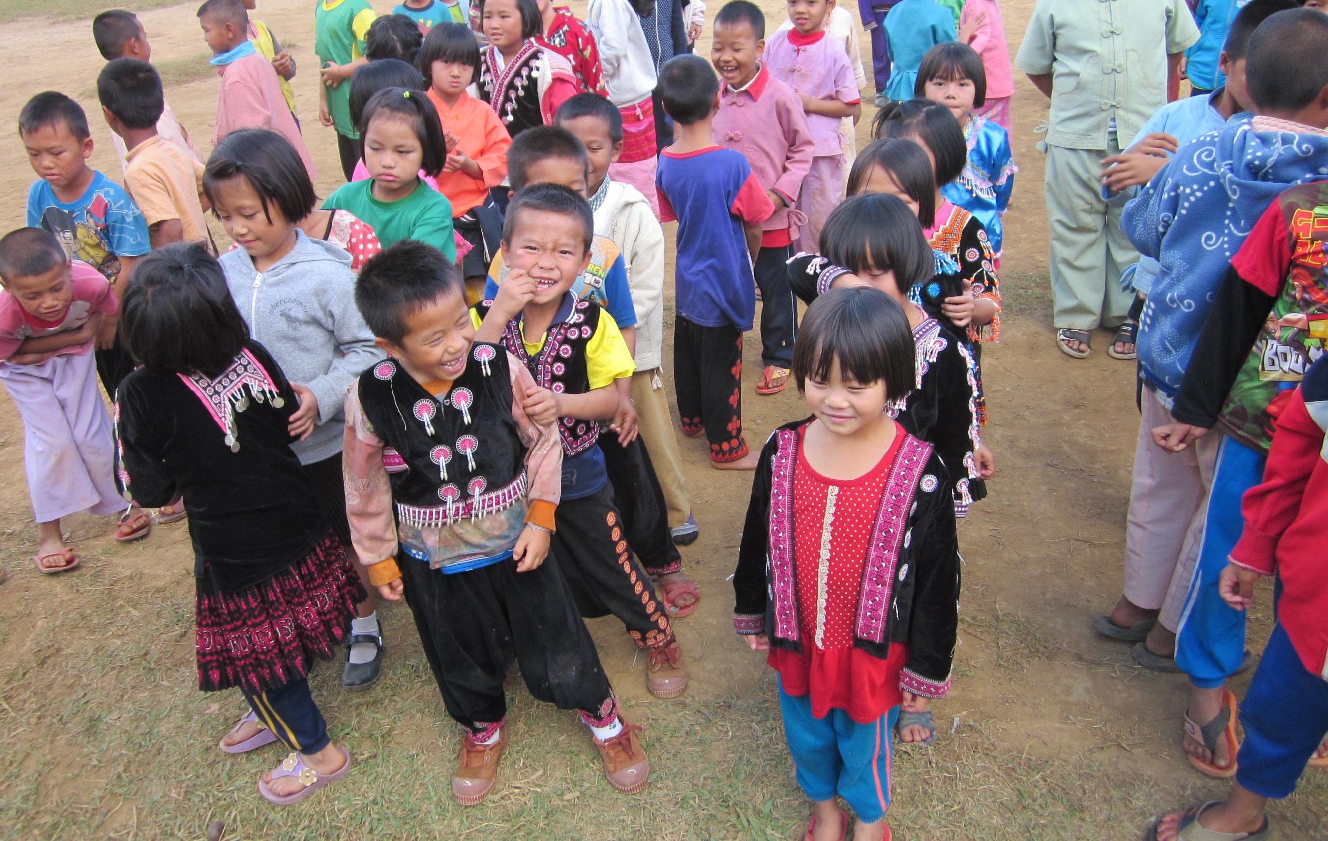 Kindness main Children