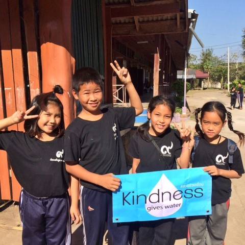 Kindness give water15