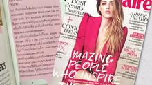 นิตยสาร Marie Claire เลือกให้ครีมKindness เป็นหนึ่งใน Thai Prestige