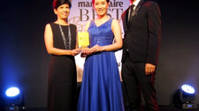 ครีมKindness Happy Glow รับรางวัลชนะเลิศในงาน Marie Claire Best Beauty Award 2016