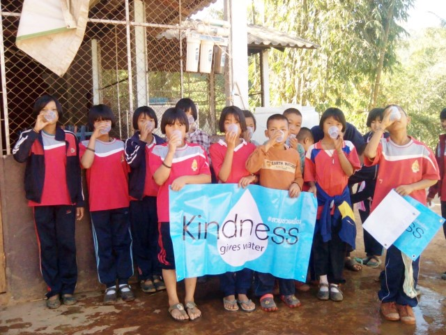 Kindness give water3