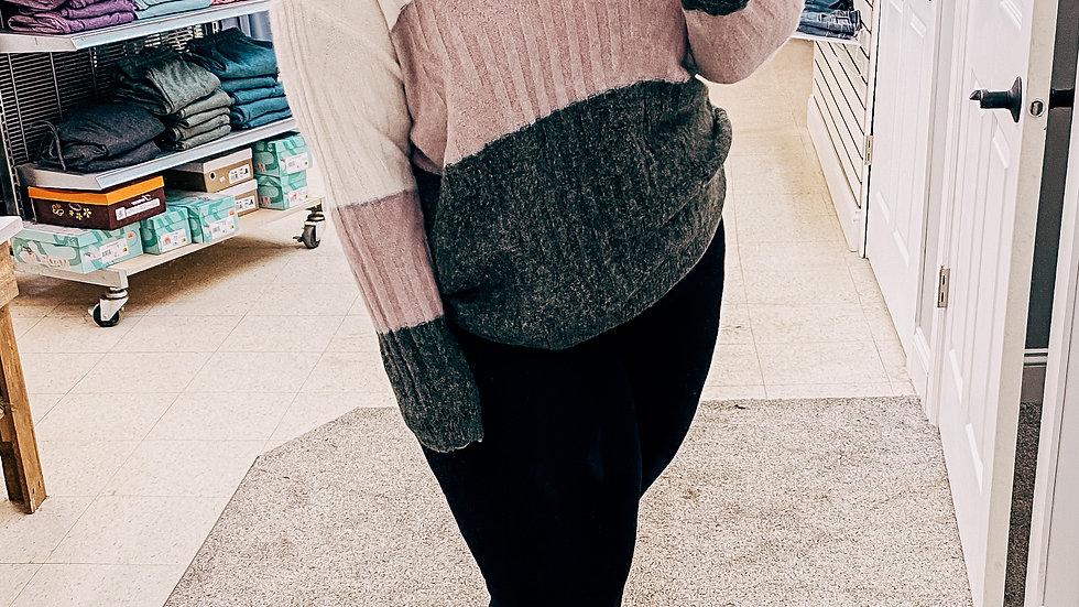 Take it Away Sweater