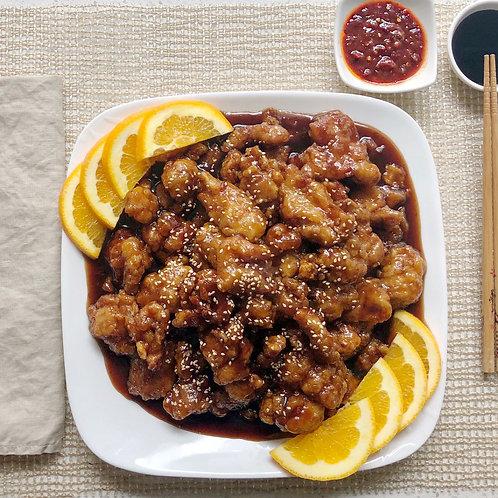 Orange Chicken Meal Kit