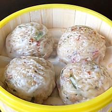Sticky Rice Ball