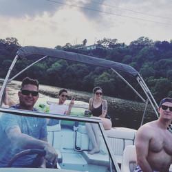 Cobalt Boat Rental Party
