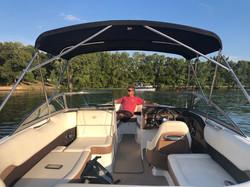Lake Austin Cobalt Boat Rental