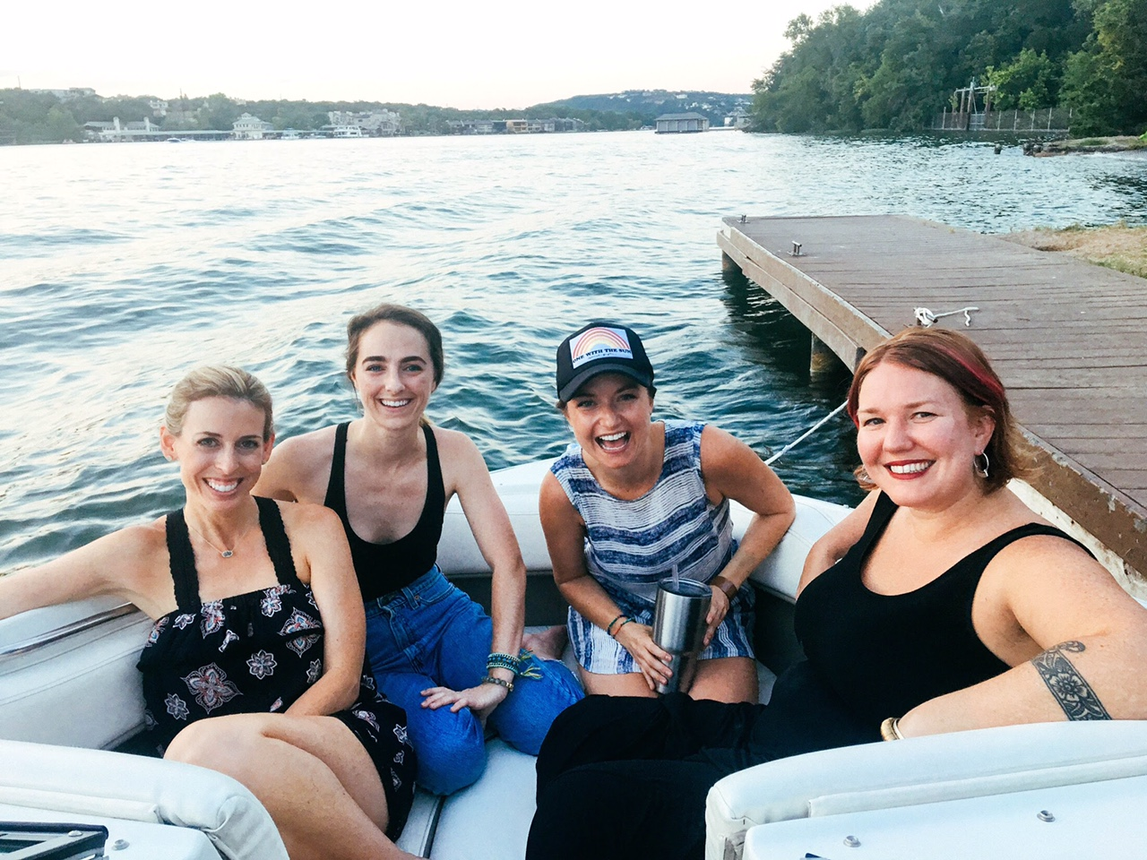 Boat Rental Lake Austin