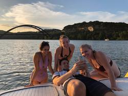 Lake Austin 360 Bridge