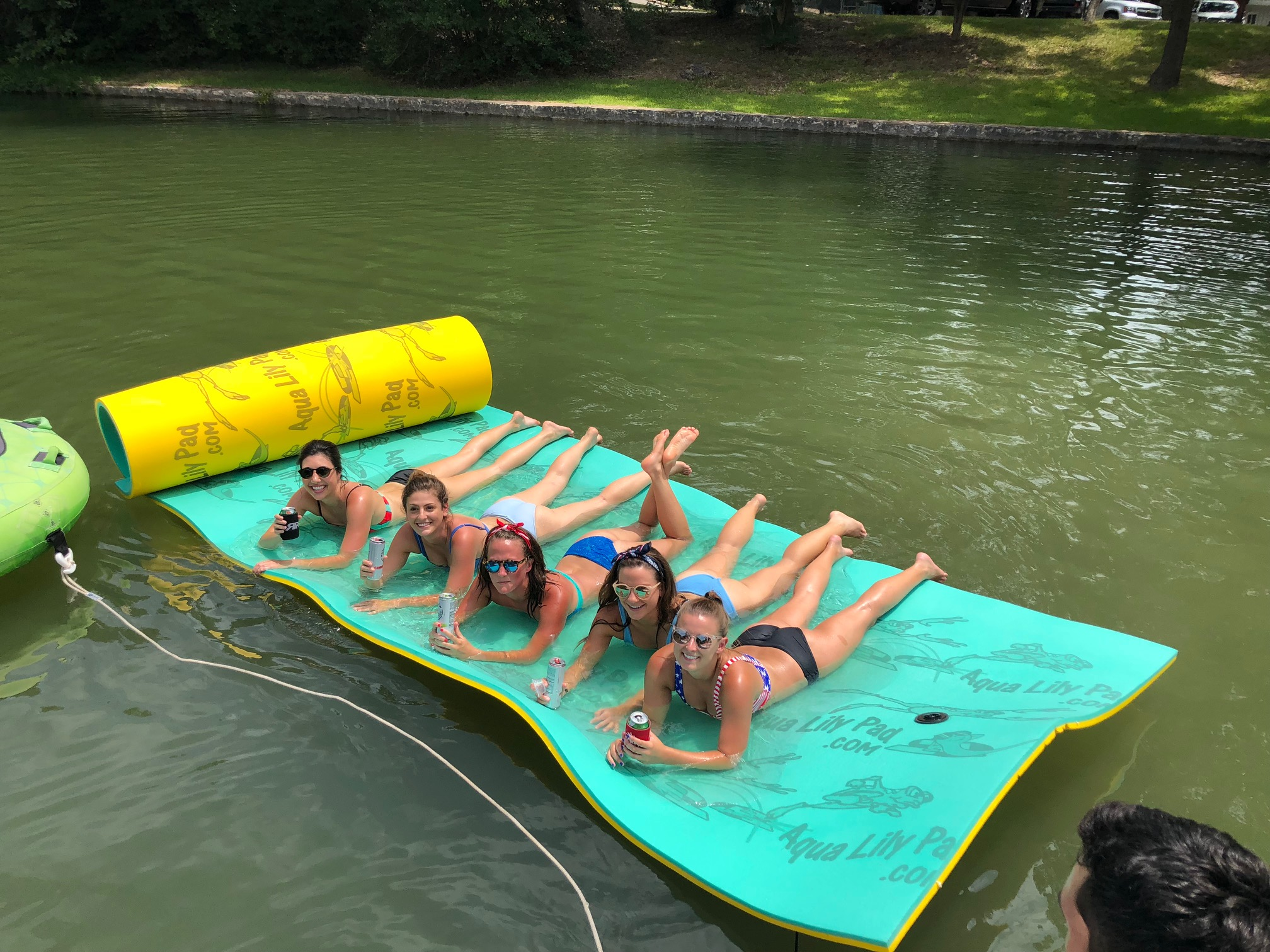 Bachelorette Party Lake Austin