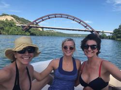 Penny Backer Bridge Austin Cobalt Boat R