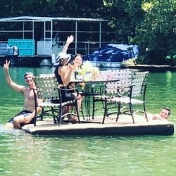 Lake Austin Boat Party