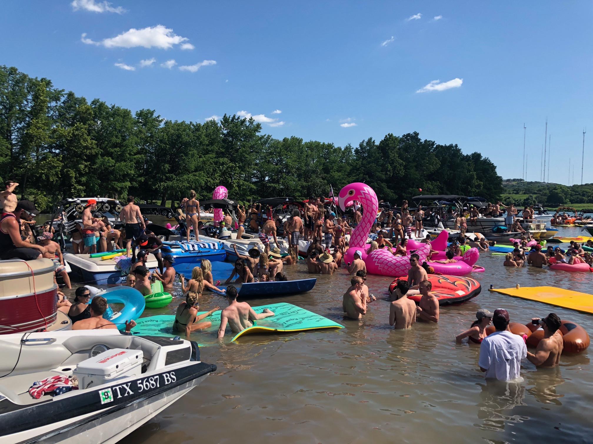 Party Cove Austin
