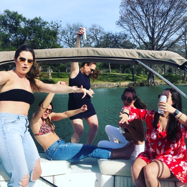 Boat Rental Lake Austin 2019