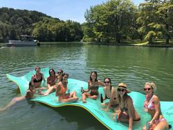 Party Cove Lake Austin